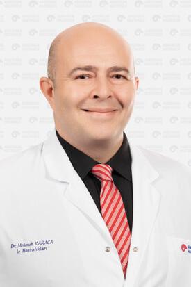 Mehmet Karaca, M. D.
