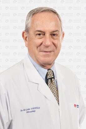 Prof. Ali Çetin Sarıoğlu, M.D.