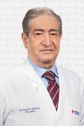 Prof. Muzaffer Bayhan, M.D.